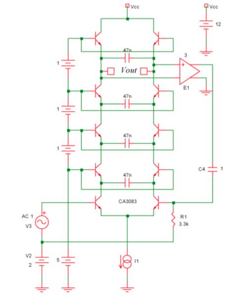 Analog modelling: The Moog ladder filter emulation in Python