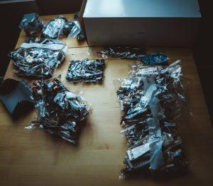 Unpacking level 1